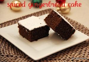 Gingerbread Cake 032-001