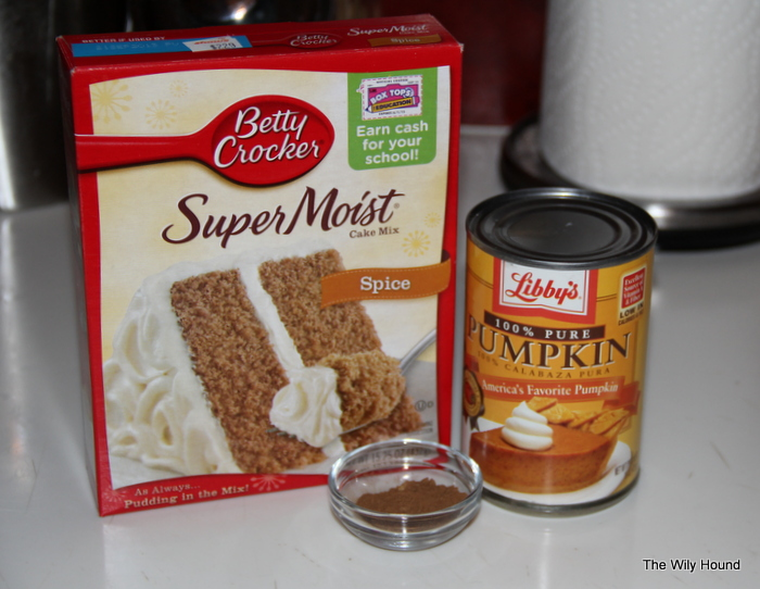 Pumpkin Cupcake Recipe Using Cake Mix