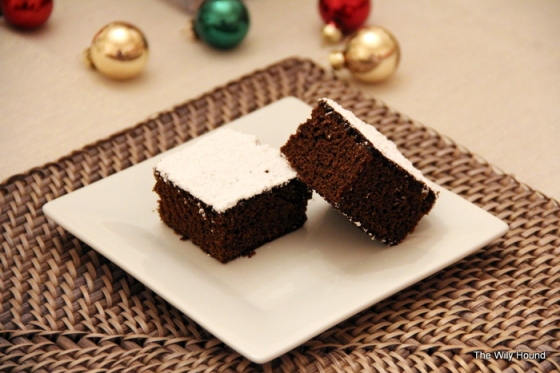 Gingerbread Cake 039