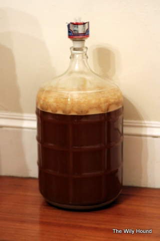 Beer brewing 003