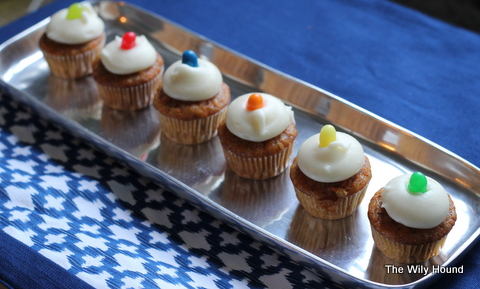Carrot cake cupcakes 038