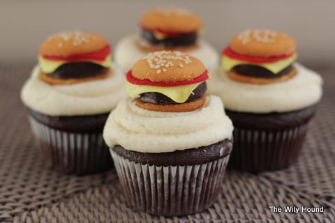 Cheeseburger Cupcakes 047
