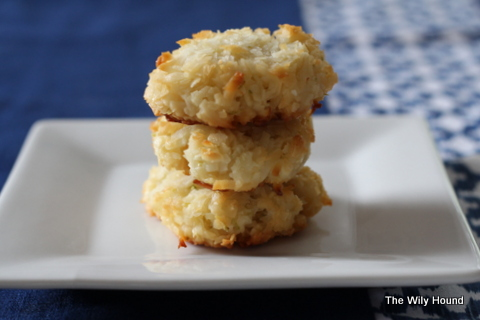 Lime Coconut Macaroons 021