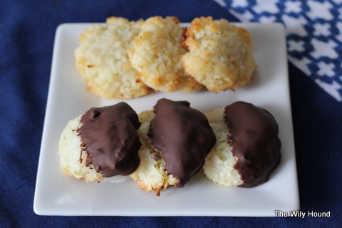 Lime Coconut Macaroons 027